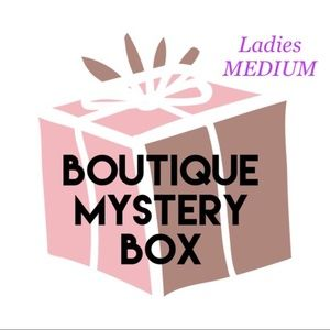 Ladies Mystery Boutique Items - Size Medium